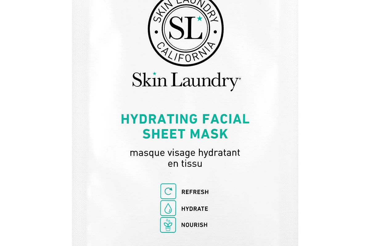 Hydrating Facial Sheet Mask