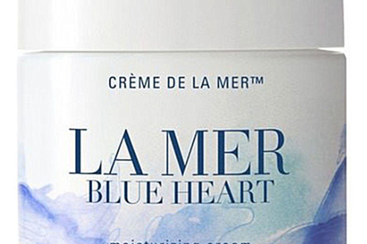 The Limited-Edition Blue Heart Crème de la Mer