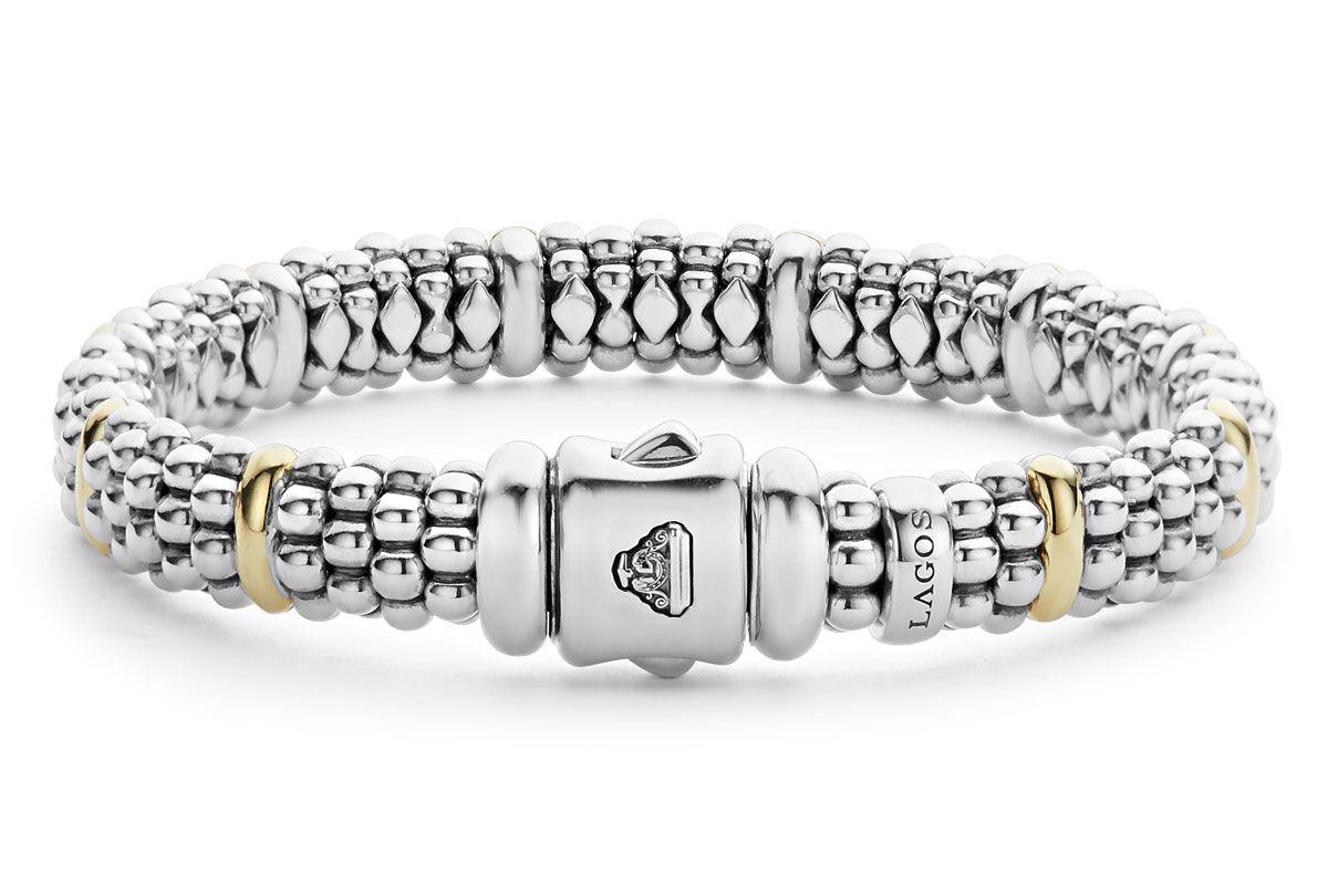 Signature Caviar Beaded Bracelet