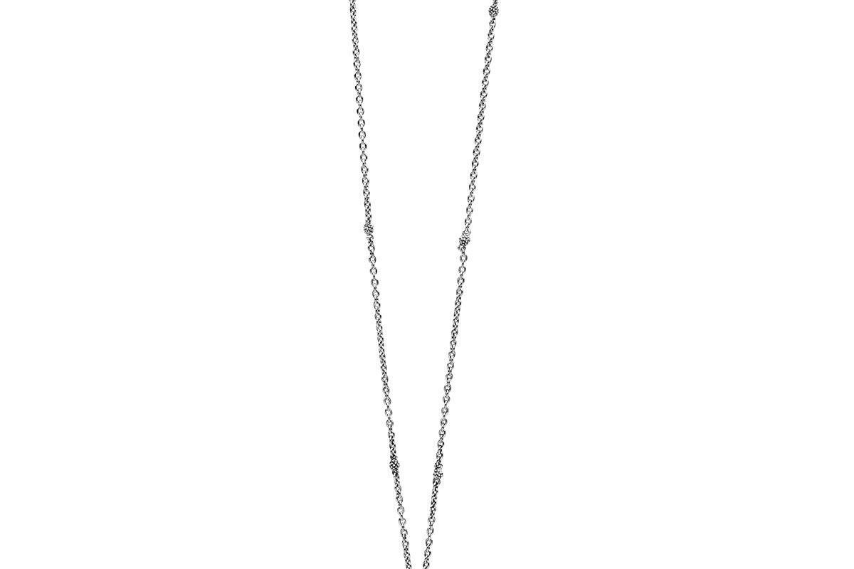 Maya Drop Pendant Necklace