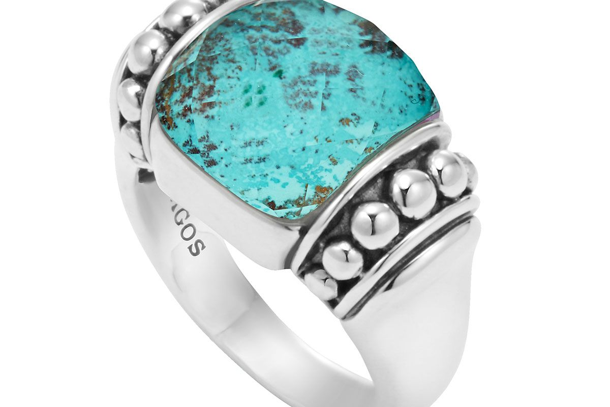 Maya Caviar Ring