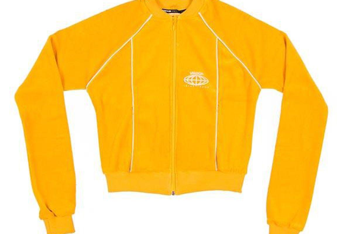 Enterprise Velour Sweat Jacket