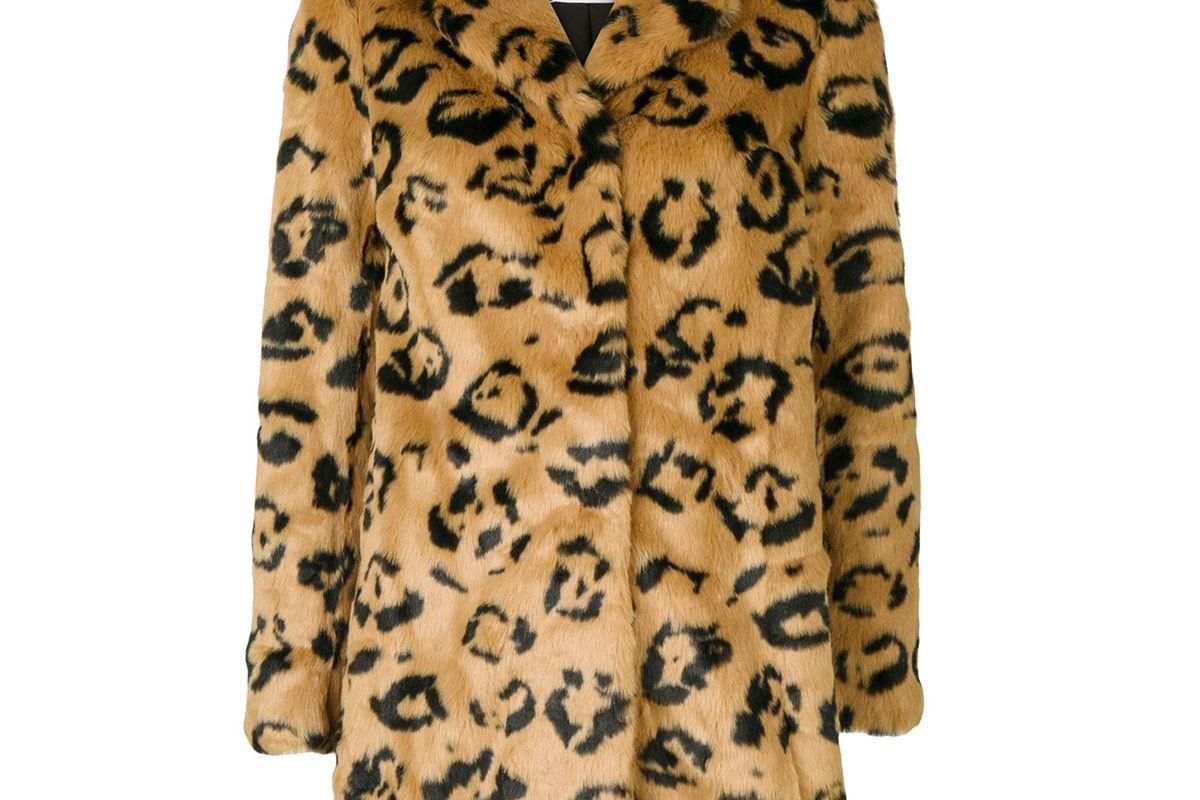 Obechi Faux Fur Jacket
