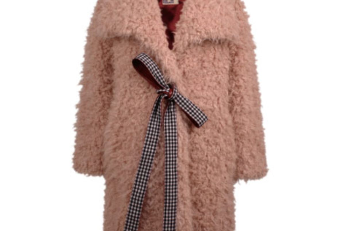 Damani Shearling Coat