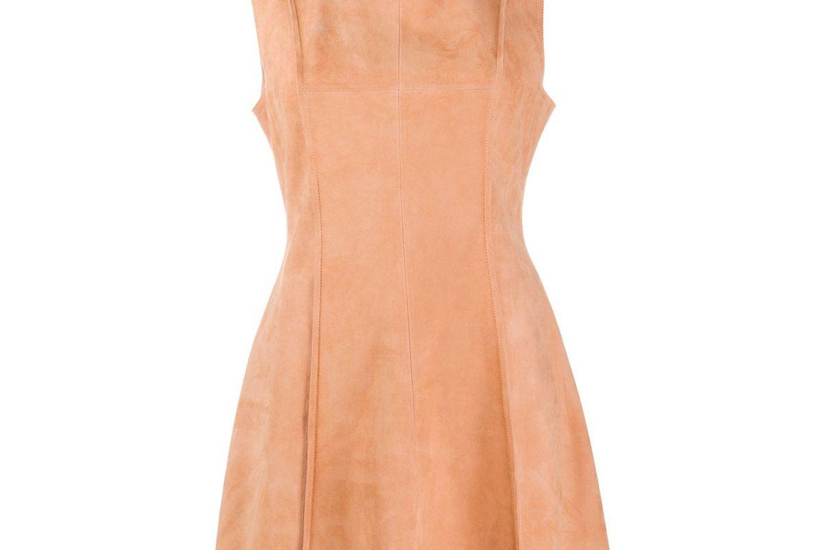 marni sleeveless panelled tunic