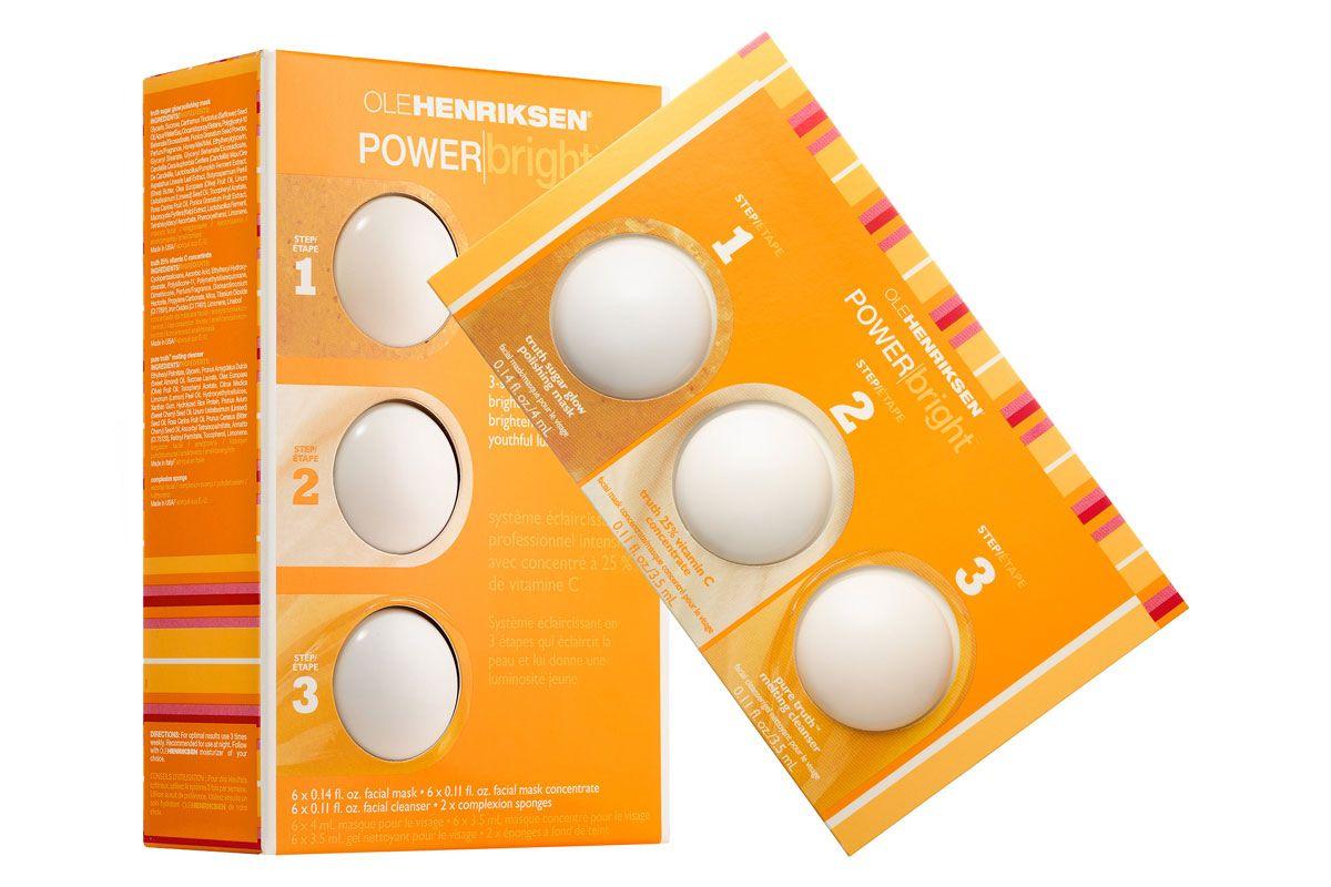 Power Bright 3-step Professional Brightening System