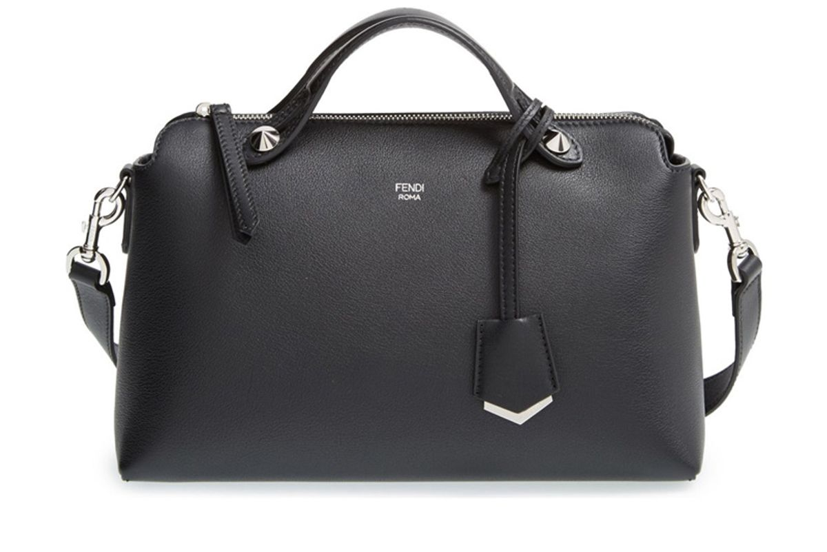 Medium By the Way Convertible Leather Shoulder Bag