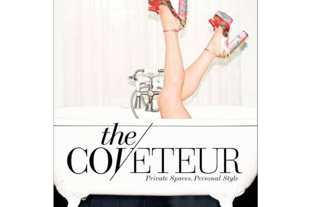 coveteur private spaces personal style