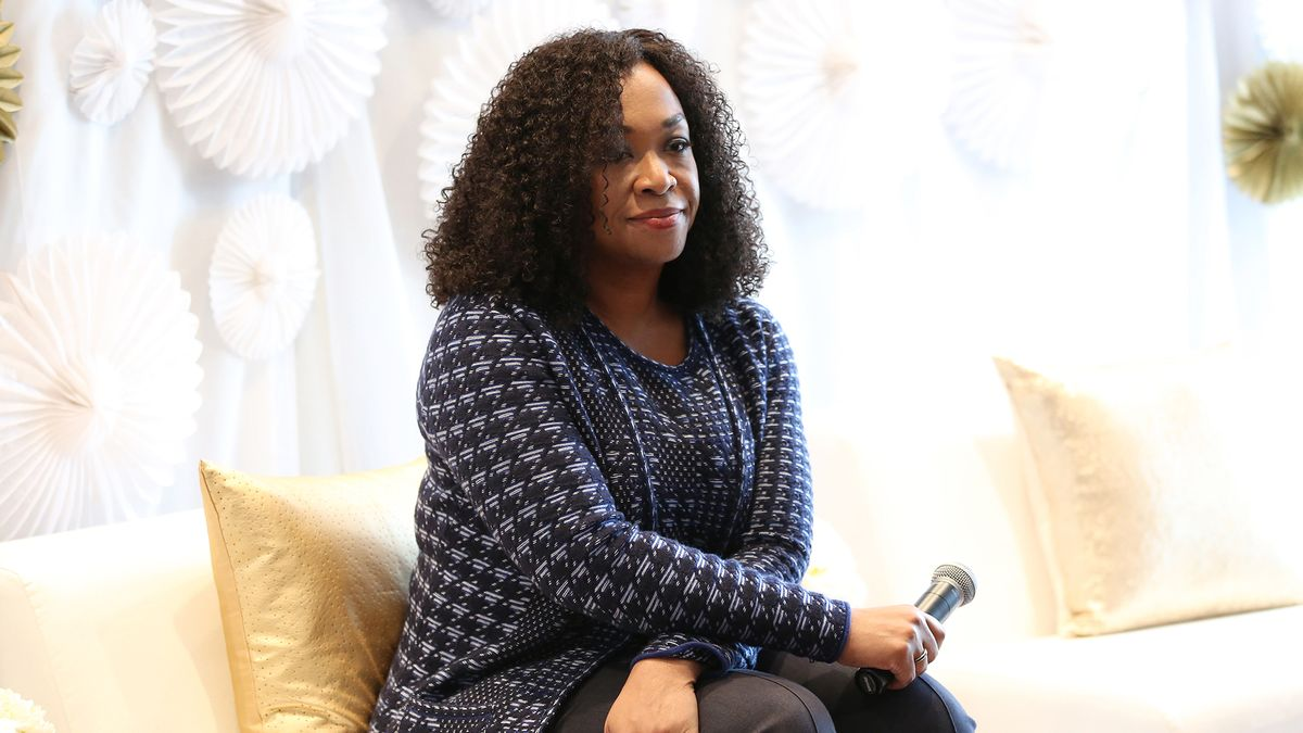 "Shonda Rhimes Says She Isn't Creating ""Strong Female Characters"""