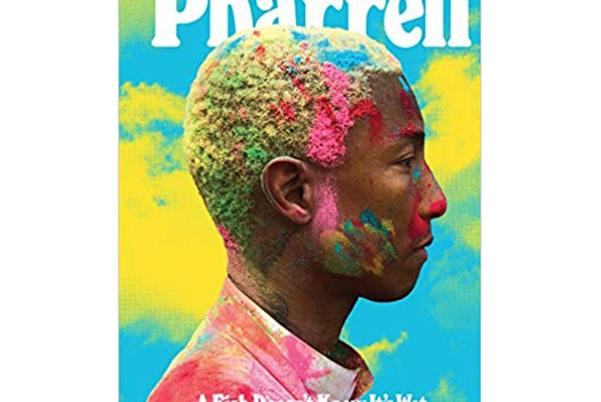 pharrell fish doesnt know its wet