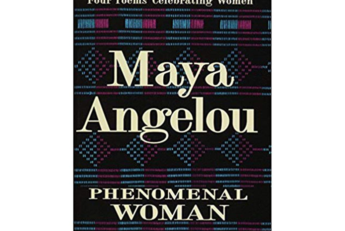 phenomenal woman poems celebrating women