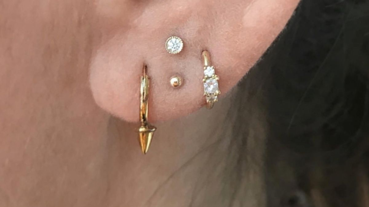 The 2018 Ear-Piercing Trend We're About to See Everywhere