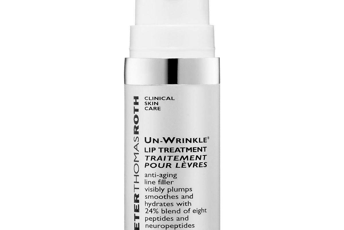 Un-Wrinkle Lip Treatment