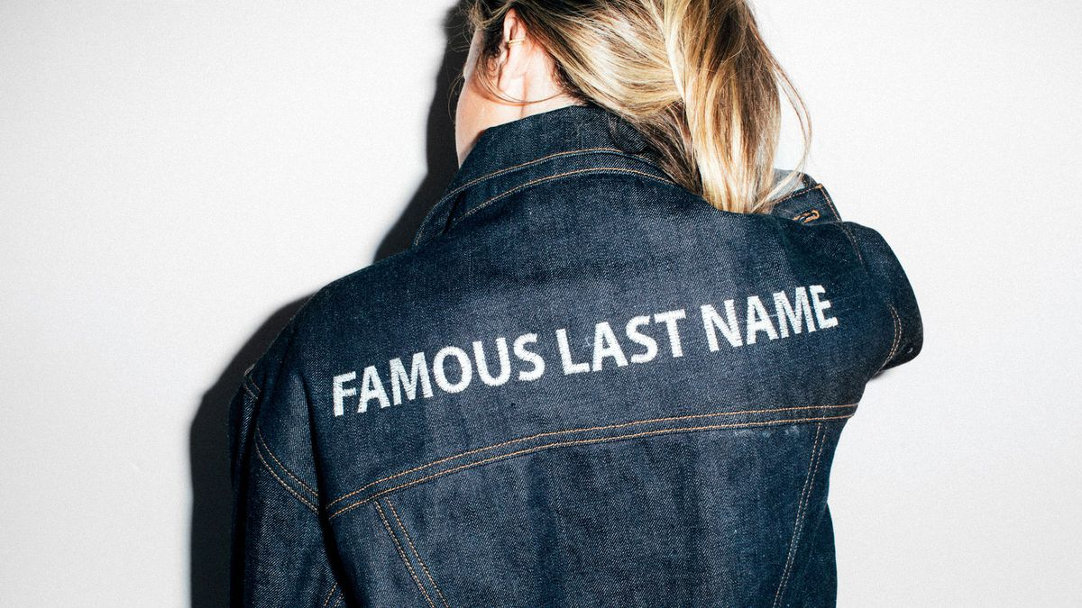 Exclusive: A Hadid Sister Just Designed the Next Must-Have Jacket