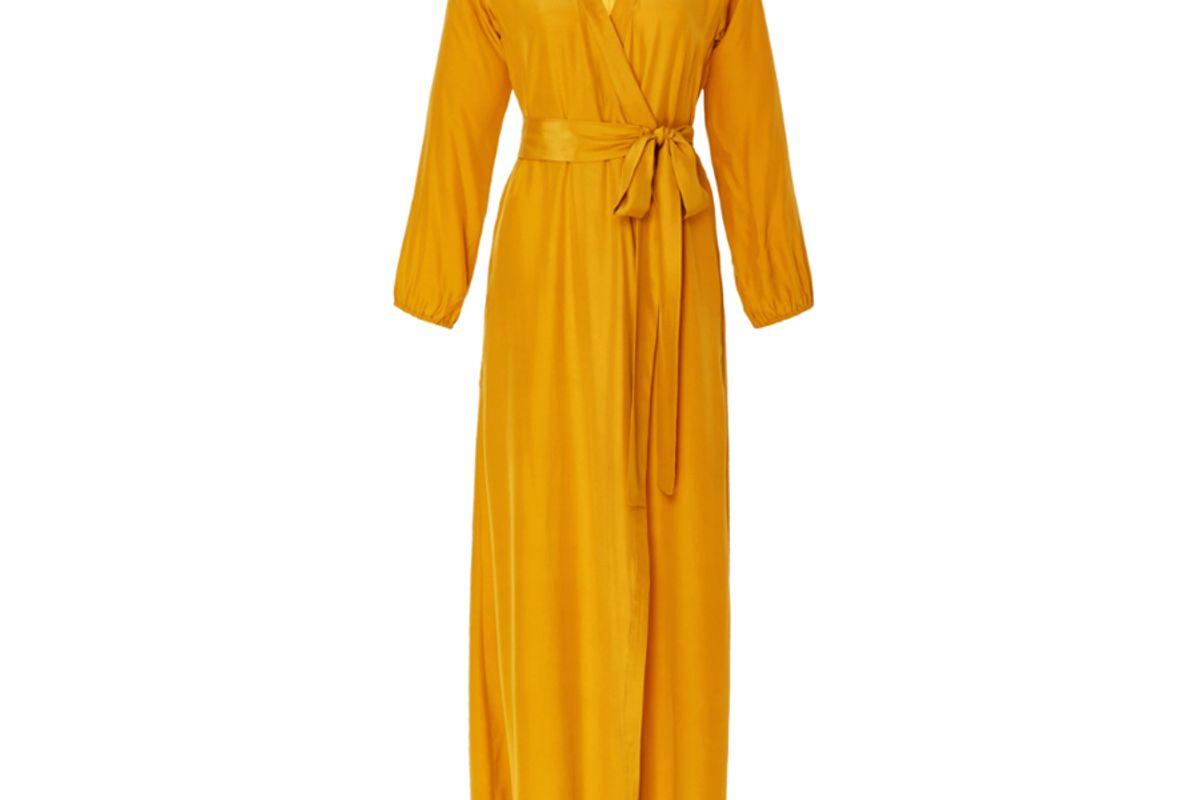 Silk Jagger Dress