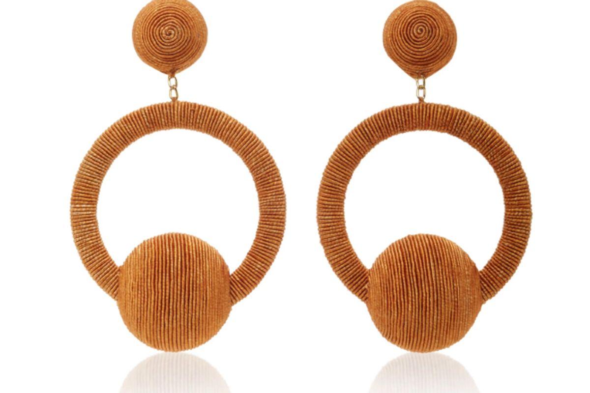Iman Hoop La La Earrings