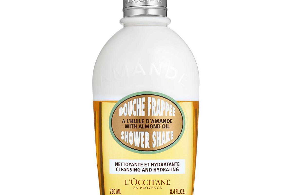 l'occitane almond shower shake