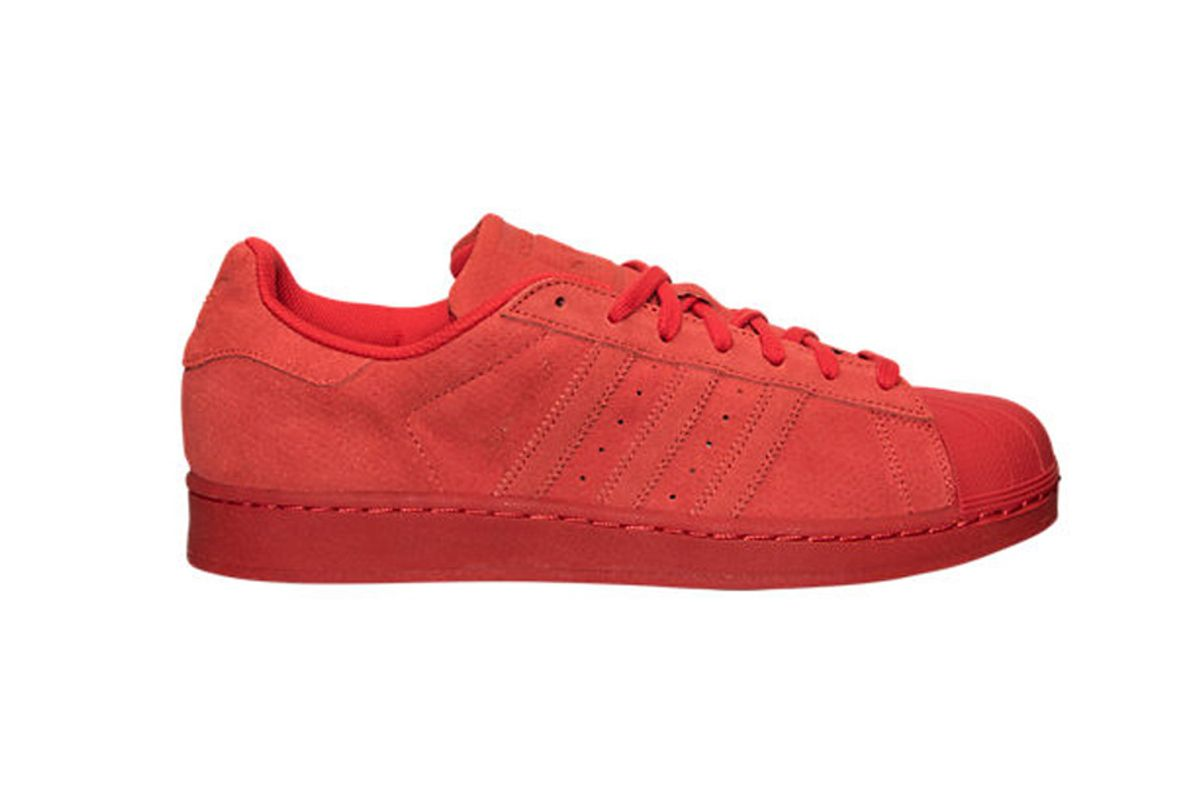 Superstar Mono Suede Casual Shoes