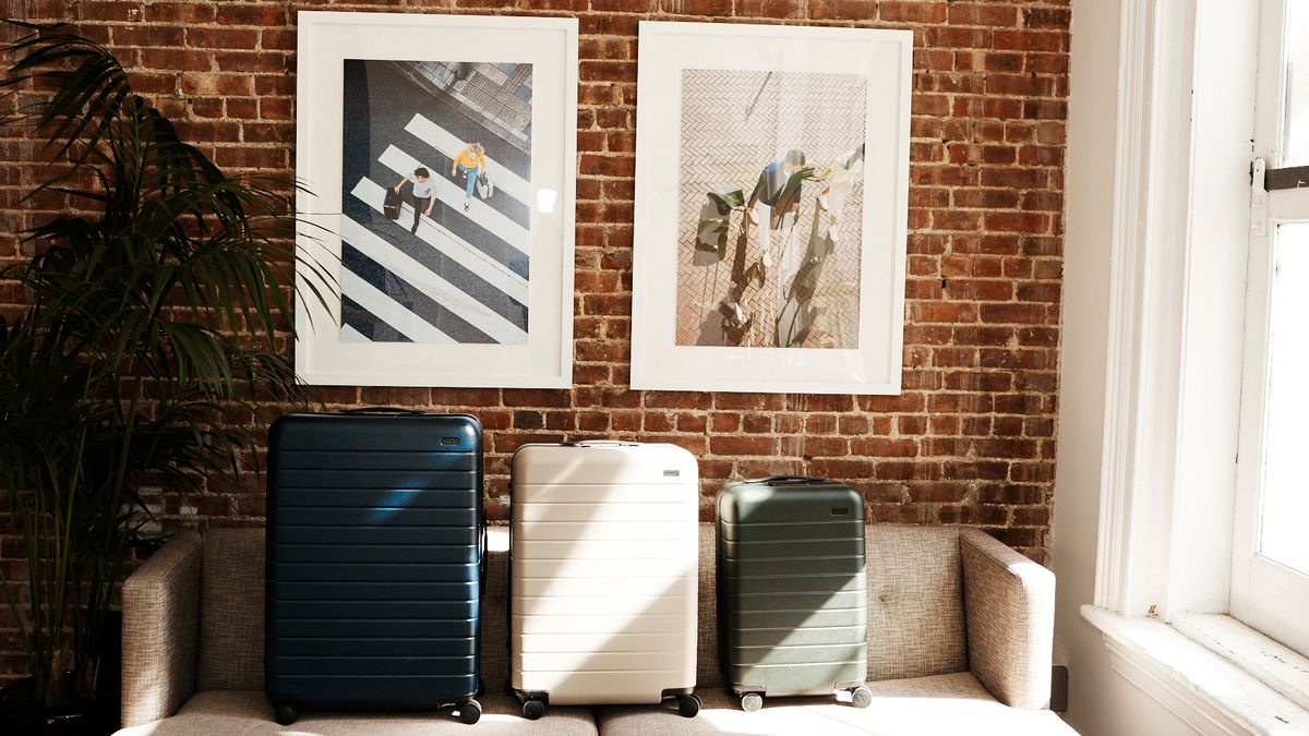 shop luggage for your next vacay