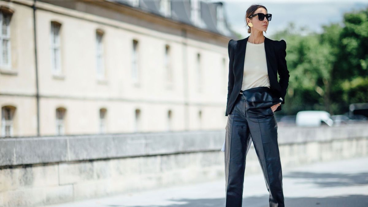8 Trendy Fanny Packs That Were All Over Fashion Week