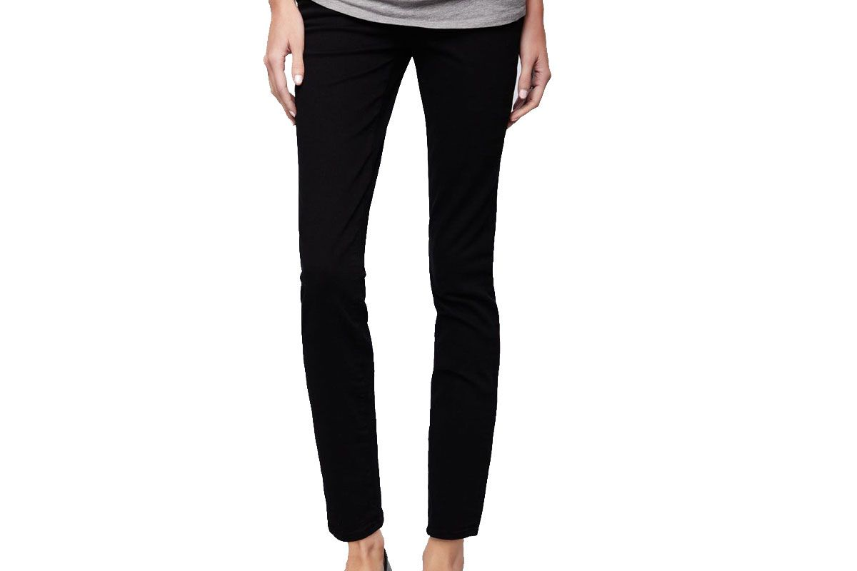 Frame Secret Fit Belly Le Skinny De Jeanne Maternity Jeans