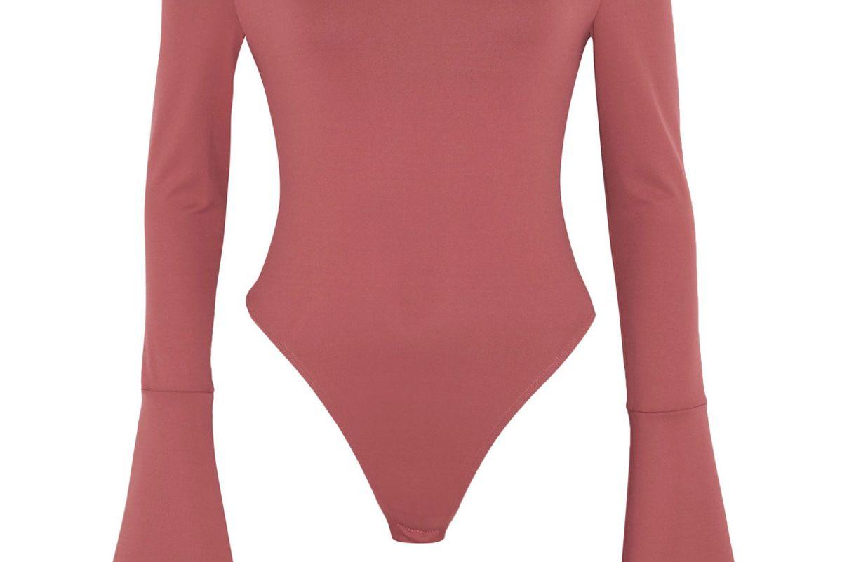 Baxter Stretch-Jersey Bodysuit
