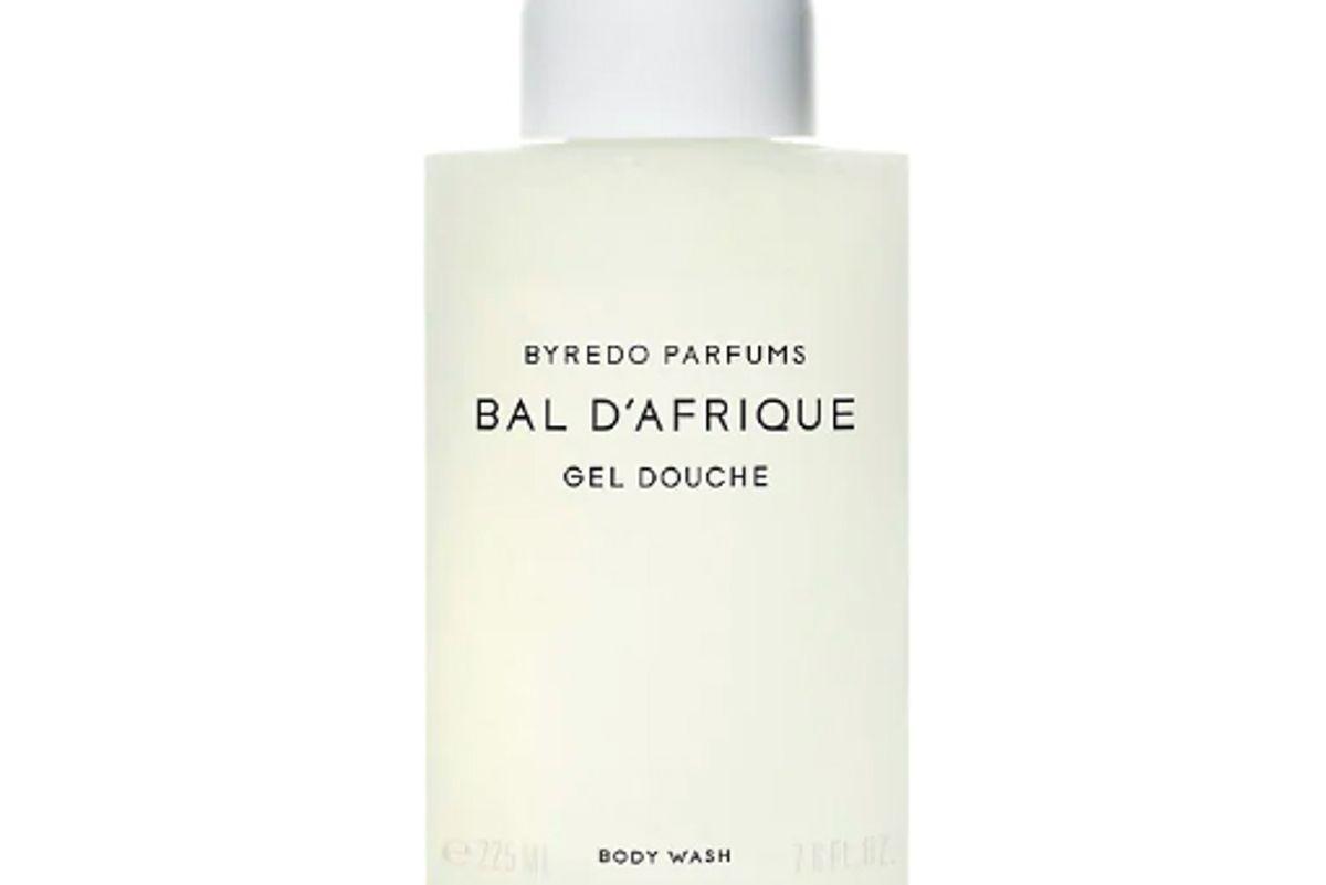 byredo bal d 27afrique body wash 225ml