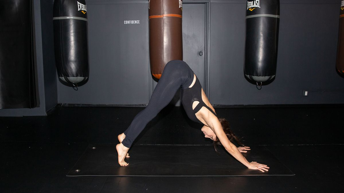 boxing and yoga workout routine