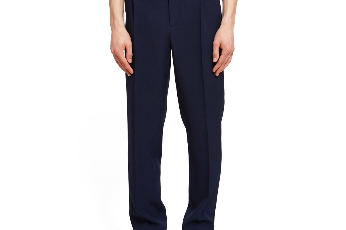 opening ceremony twill trouser