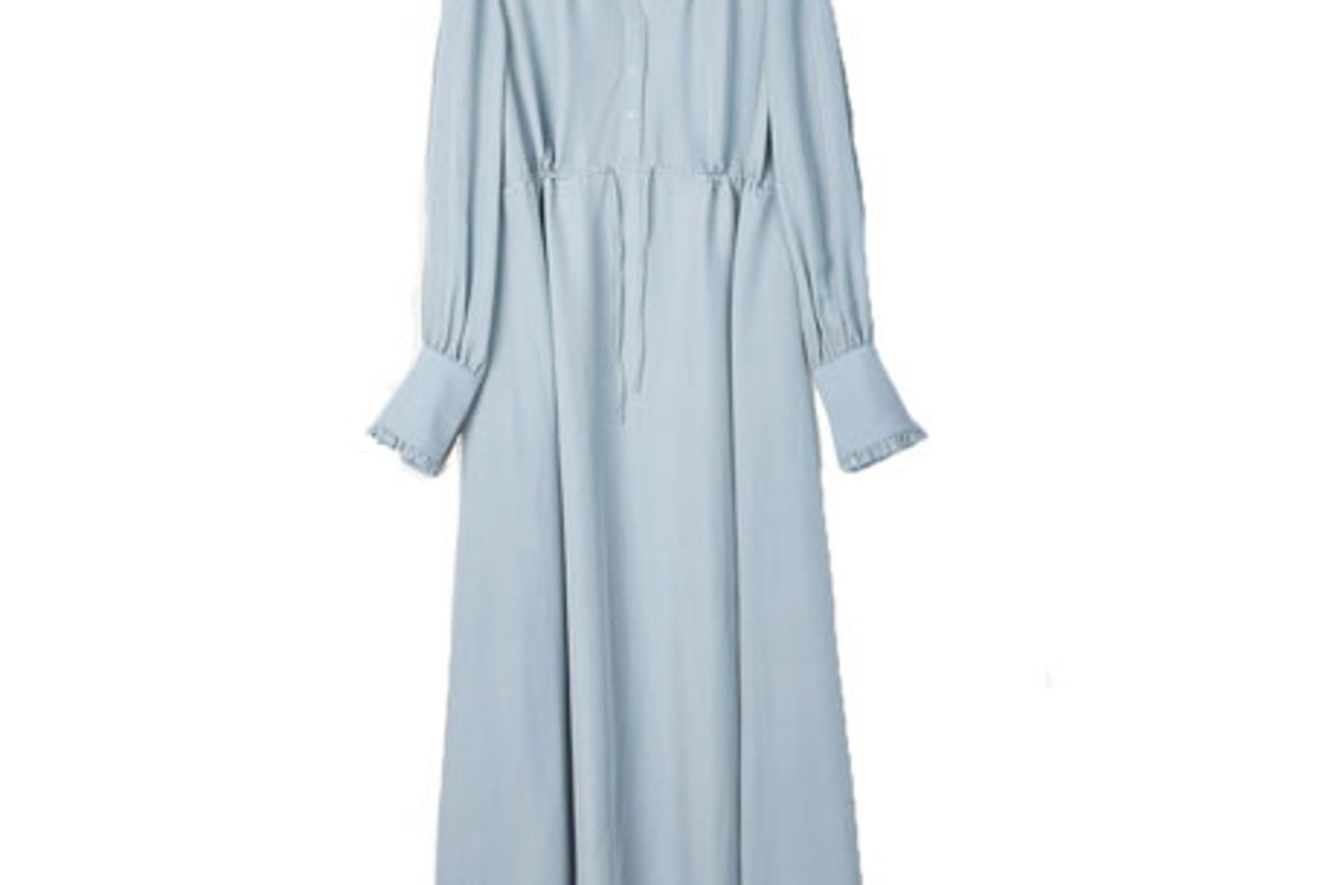 filippa k lowy silk dress
