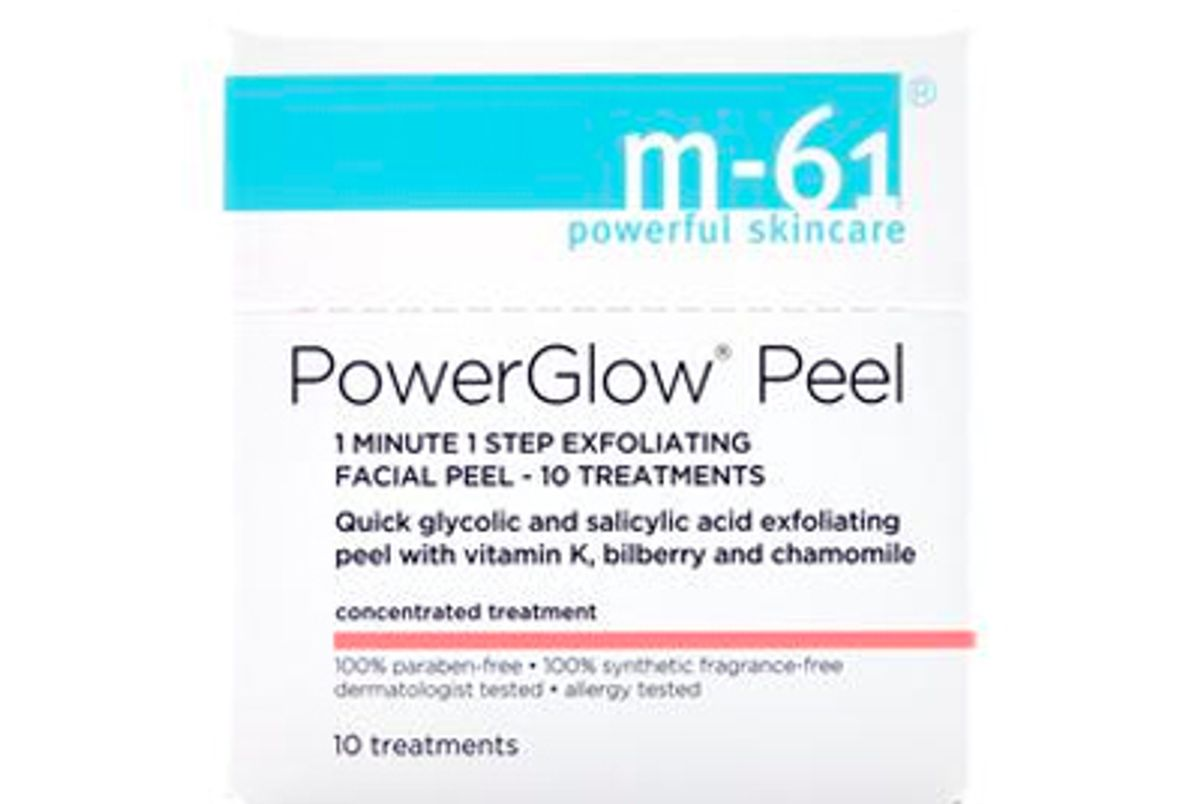 m61 powerglow peel