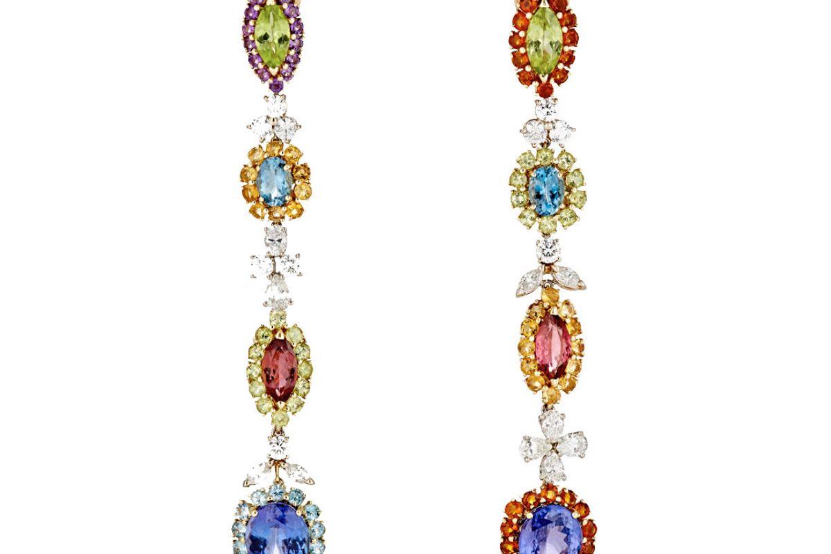 Carnivale Drop Earrings