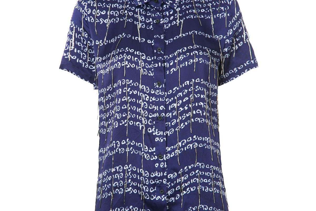 Asoke Adire Shirt