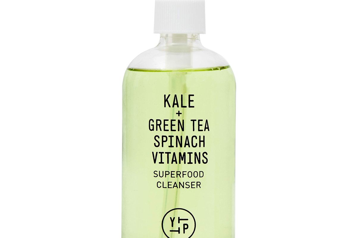 superfood cleanser earth day limited edition