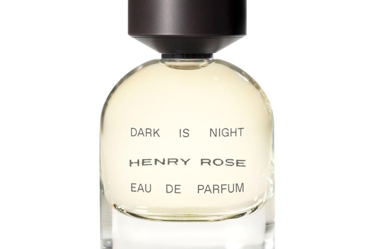 henry rose dark is night