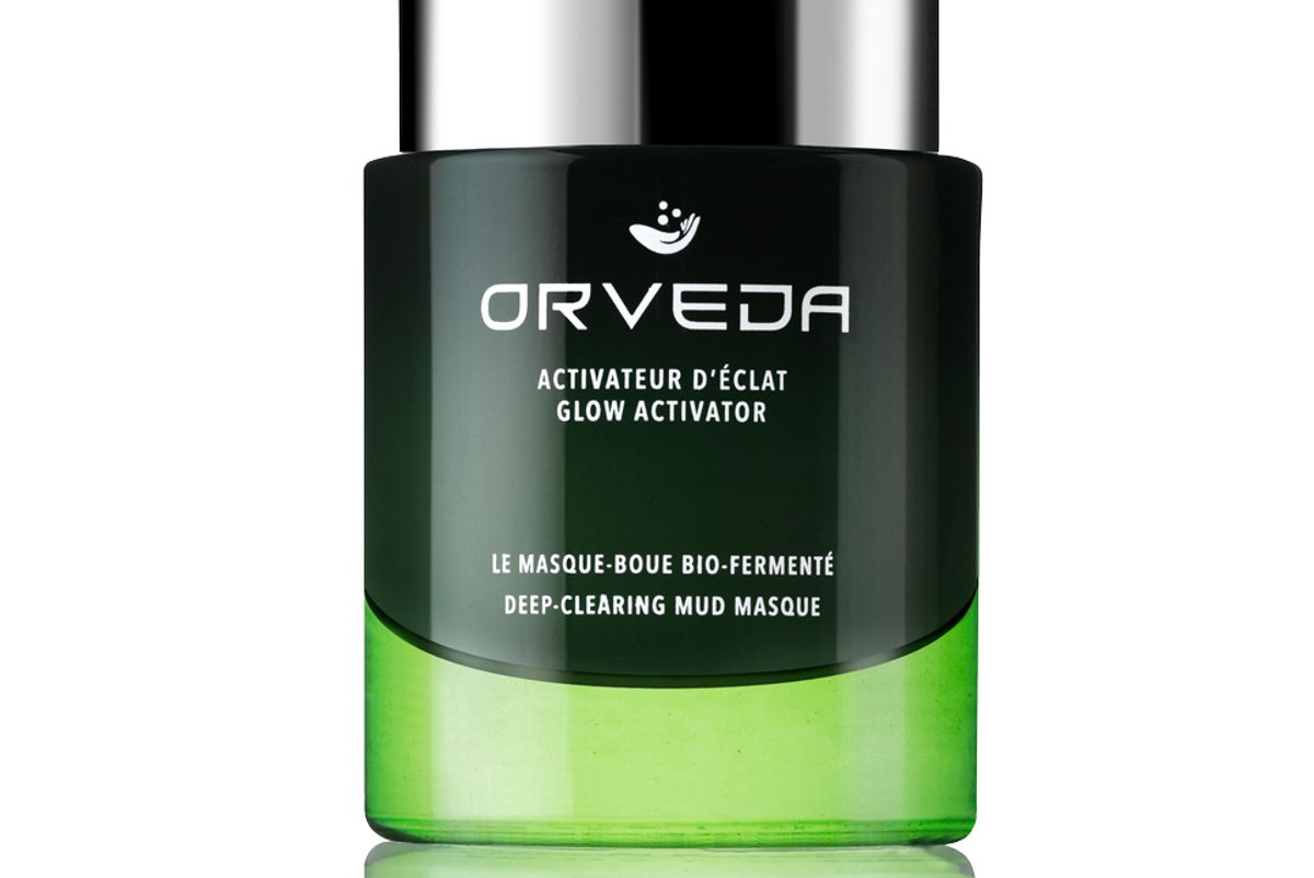 exfoliating enzyme treatment scrub face mask orveda deep clearing mud masque