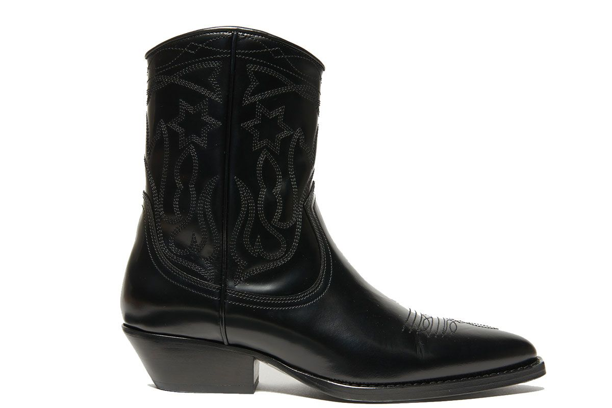 Jim Ankle Boots