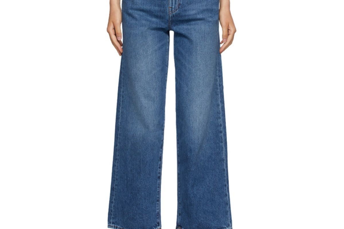 toteme flair jeans