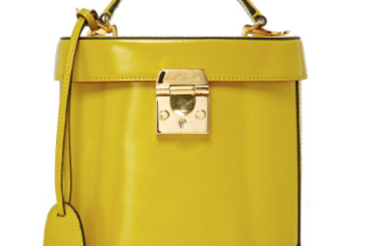 Benchley Leather Bag