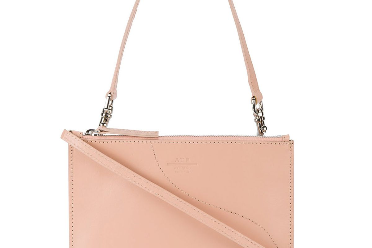 Pink Lucca Shoulder Bag