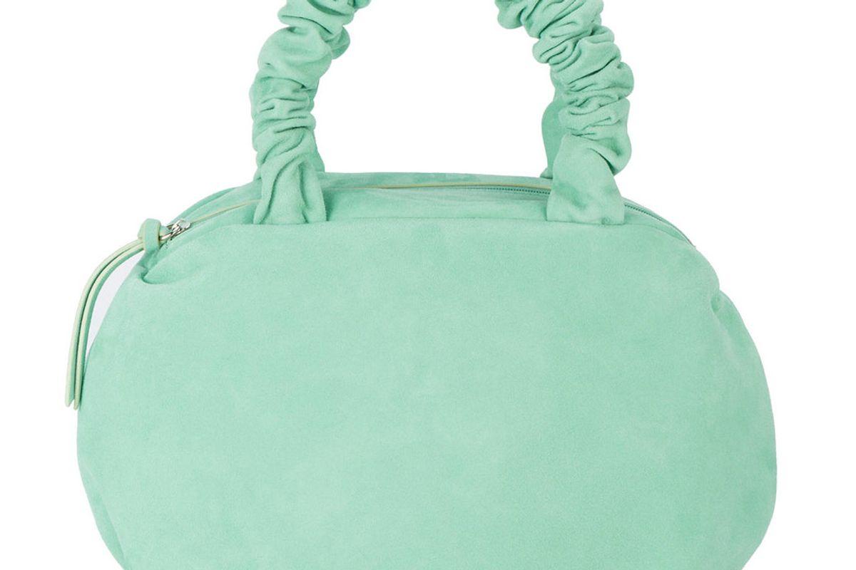 Margarita Crinkled Handle Handbag
