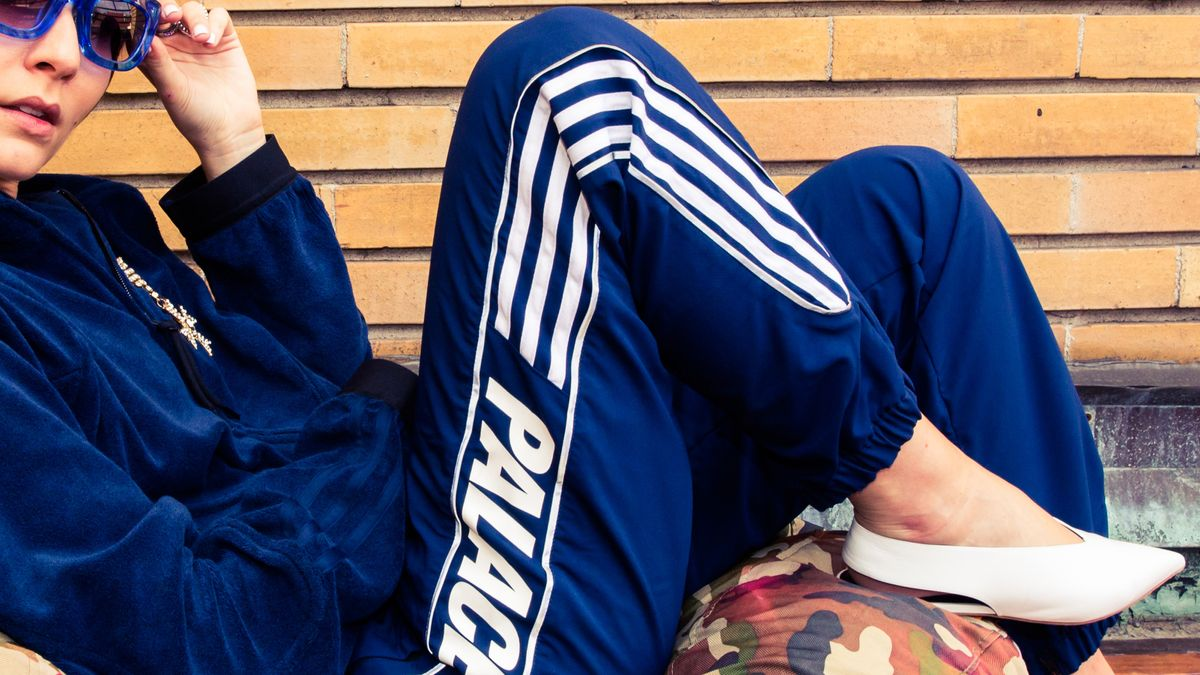 You Can Now Officially Wear Track Pants Everywhere