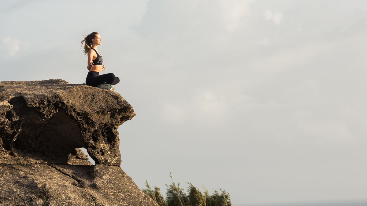 how to meditate right now