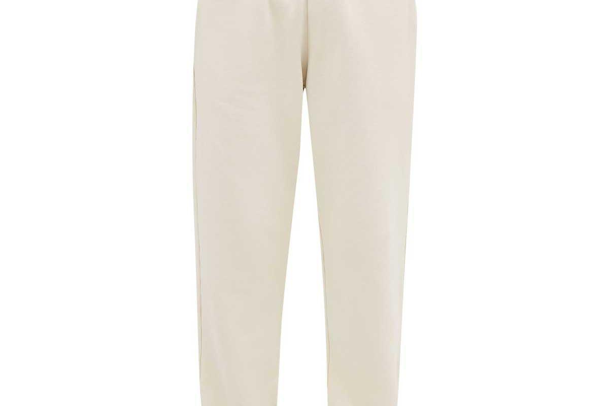 les tien loop back cotton track pants
