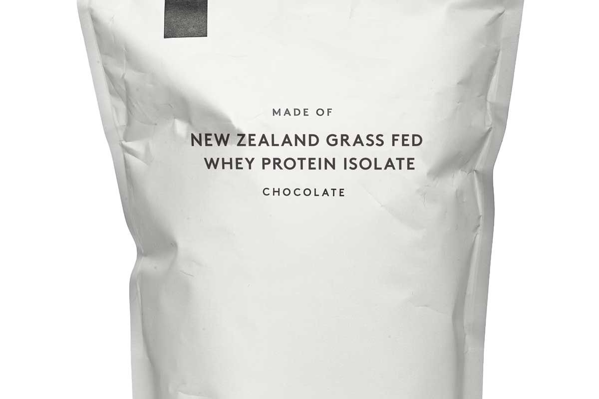 made of chocolate nz grass fed whey protein isolate