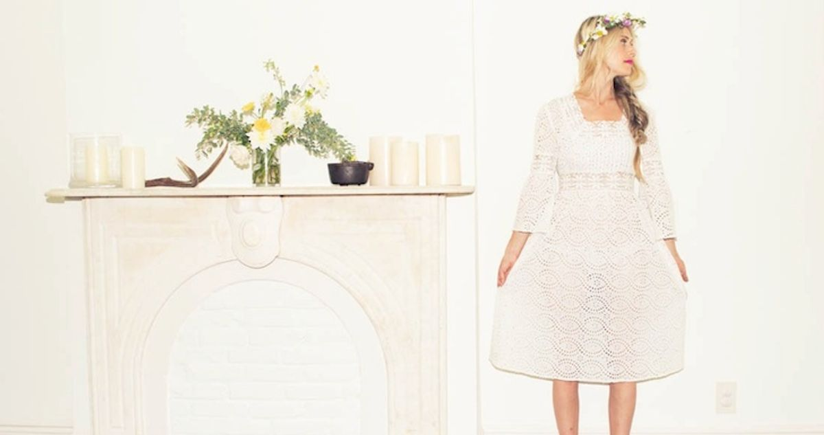 15 Rules for an Unconventional Wedding According to Molly Guy