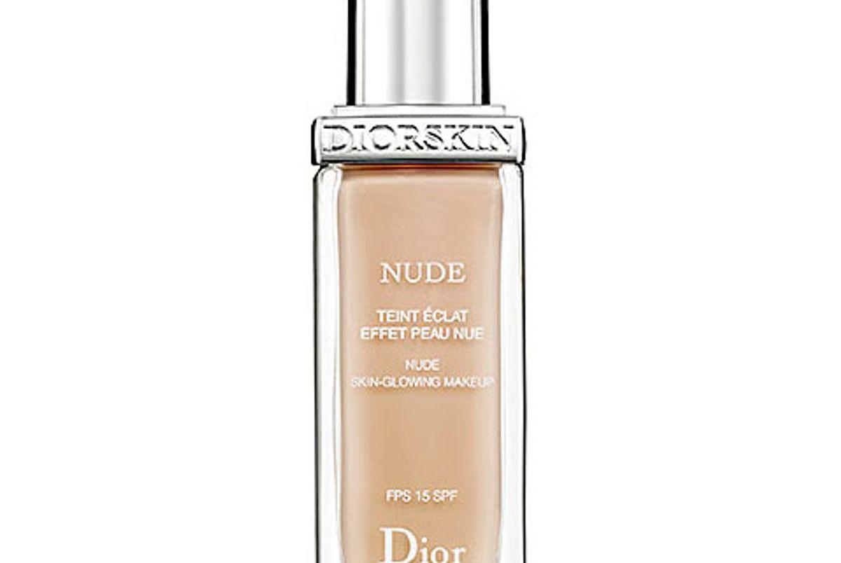 Diorskin Nude Skin-Glowing Foundation Broad Spectrum SPF 15