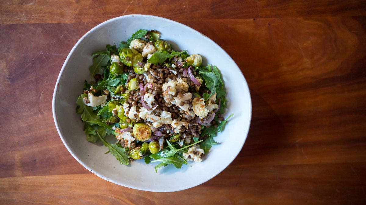 The Warm Salad You Need In Your Life This Fall