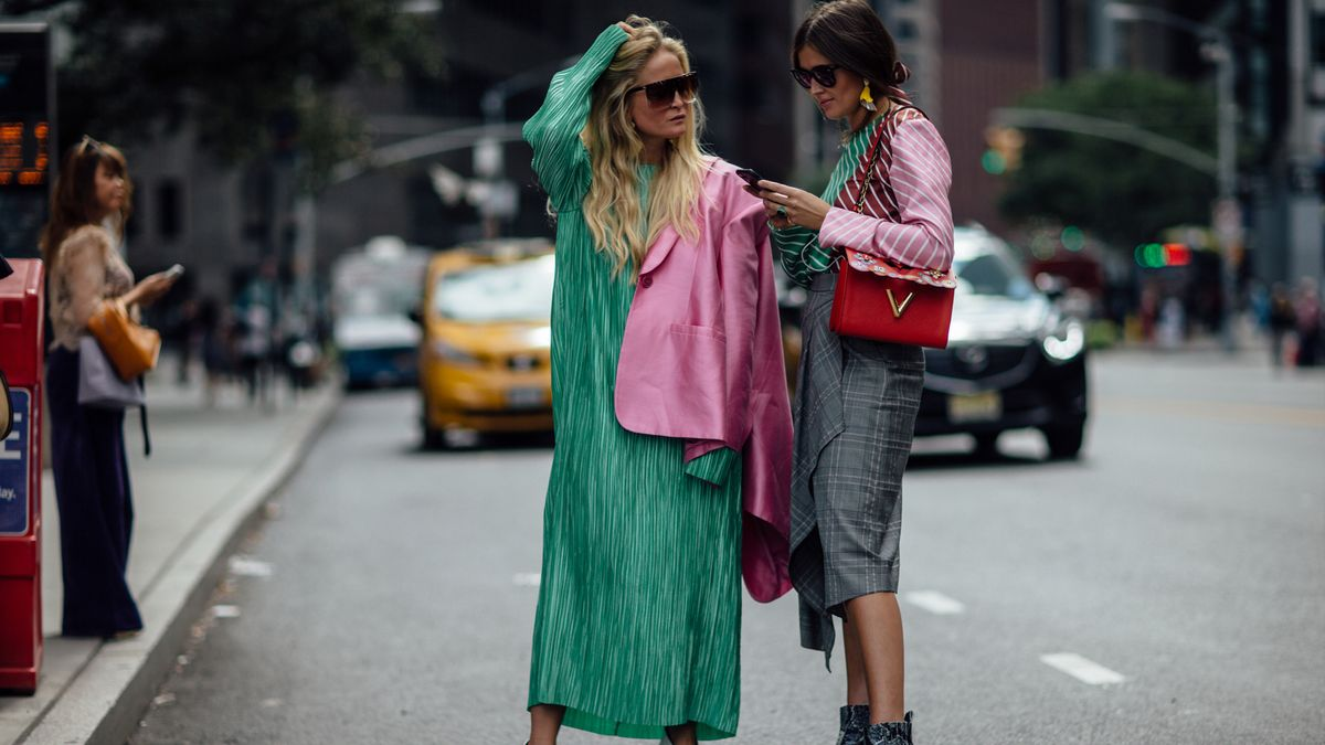 the clothing item fashion editors feel most confident in