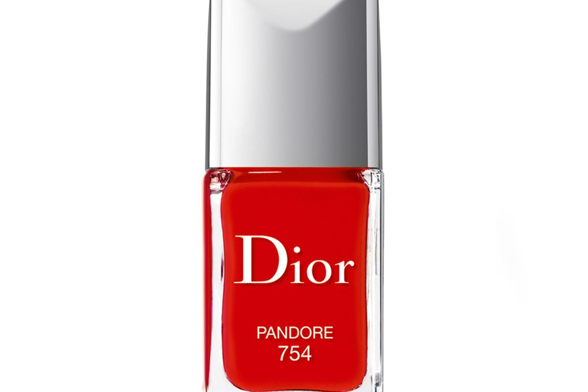 Dior Vernis Couture Color, Gel Shine & Long Wear Nail Lacquer in Pandore